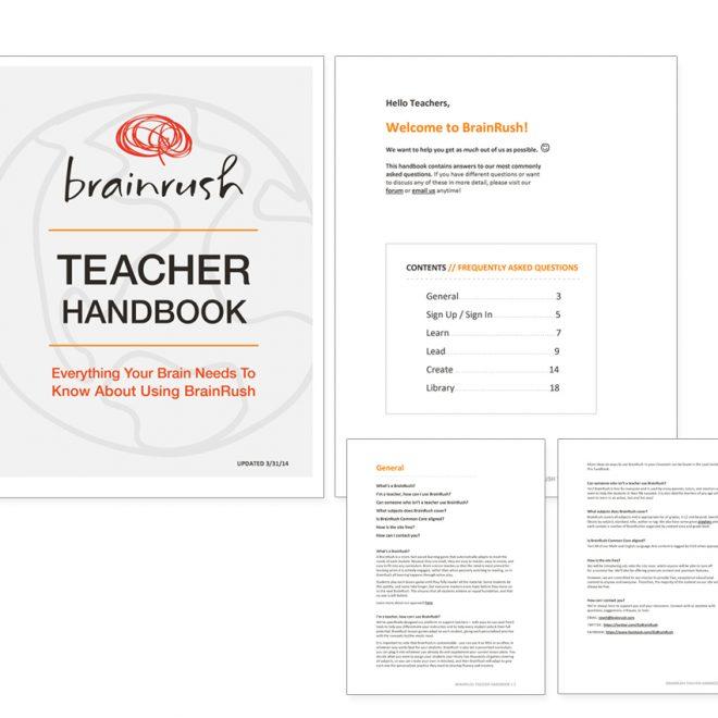 Brainrush Teacher Handbook PDF