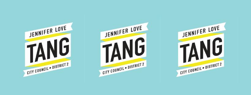 Jennifer Love Tang for Monterey Park City Council