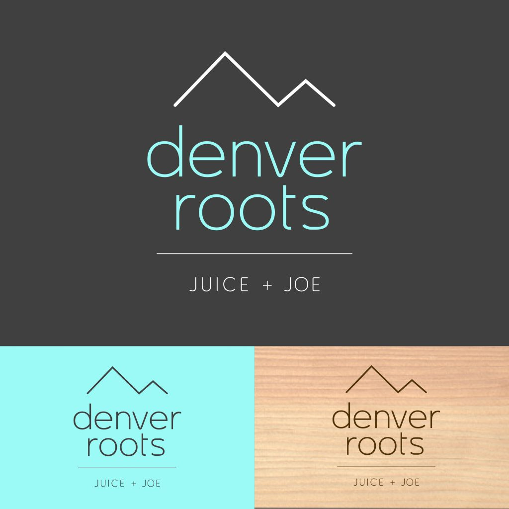 Denver Roots - juice and coffee bar at the foot of the Rockies
