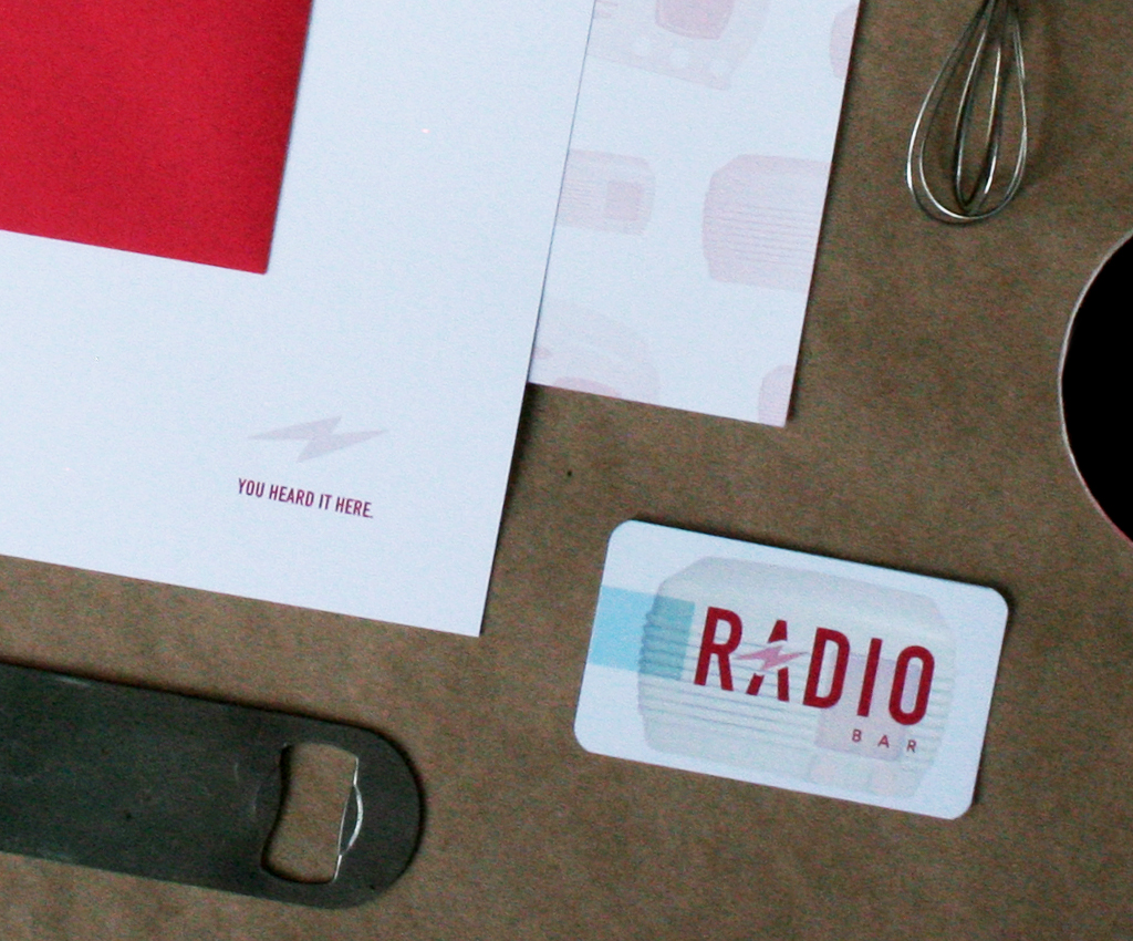 Business card and letterhead